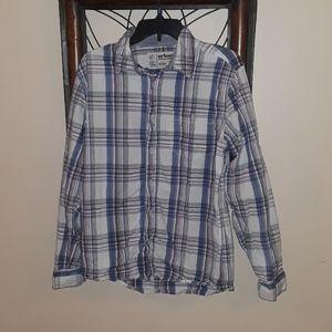 Urban Pipeline Versatile button down shirt